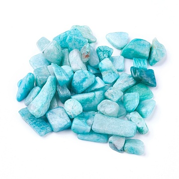 7mm Chip Amazonite Beads