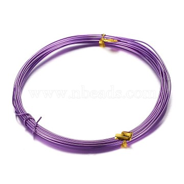 2.5mm Purple Aluminum Wire