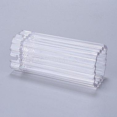 Plastic Candle Molds(DIY-I035-05)-2
