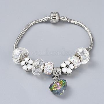 White Brass Bracelets