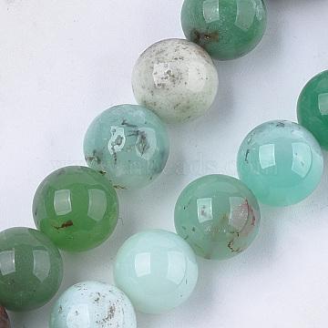 12mm Round Australia Jade Beads