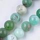 Natural Australia Jade/Chrysoprase Beads Strands(G-S333-12mm-037)-1