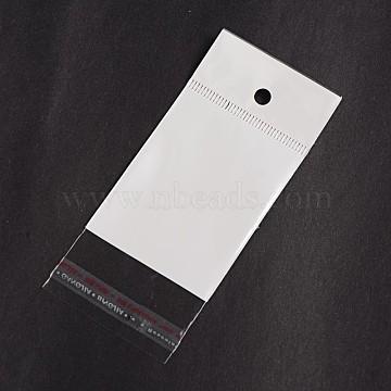 White Cellophane Bags Opc F001 03a Rectangle Cellophane
