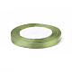 Garment Accessories 3/8inch(10mm) Satin Ribbon(X-RC10mmY052)-2