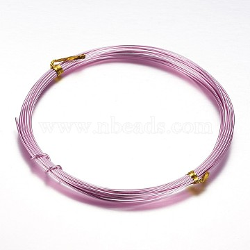1mm Pink Aluminum Wire