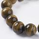Natural Tiger Eye Beads Strands(G-C076-12mm-1B)-3