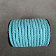 Cotton String Threads for Jewelry Making(OCOR-L039-F17)-1