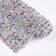 Glitter Hotfix Glass Rhinestone(RB-T012-17)-2