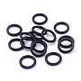 Black Ring Synthetic Rubber(X-NFC002-5)