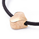 Adjustable Cowhide Leather Cord Finger Rings(RJEW-JR00256-04)-2