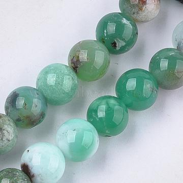 10mm Round Australia Jade Beads