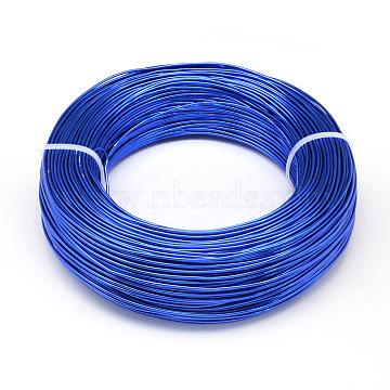 1mm RoyalBlue Aluminum Wire