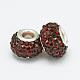 Grade A Rhinestone European Beads(CPDL-H001-4)-1