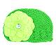 Handmade Crochet Baby Beanie Costume Photography Props(AJEW-Q119-M)-2
