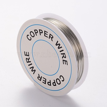 0.5mm Silver Copper Wire