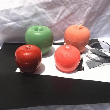 Plastic Candle Molds(DIY-I035-11)-2