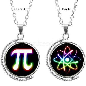 Black Glass Necklaces