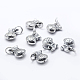 Thai Sterling Silver Pendants(STER-K171-07AS)-2