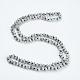 Natural Sesame Jasper/Kiwi Jasper Beaded Multi-use Necklaces/Wrap Bracelets(NJEW-K095-B02)-1