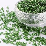 2mm Green Glass Beads(CSDB27)