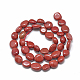 Natural Red Jasper Beads Strands(G-R445-8x10-09)-2