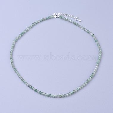 Strawberry Quartz Necklaces