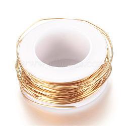 провод из нержавеющей стали, золотой, 21 датчик, 0.7 мм; 10 м / рулон(STAS-T004-09)