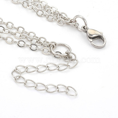 Cowrie Shell Tiered Necklaces(NJEW-JN02295)-3