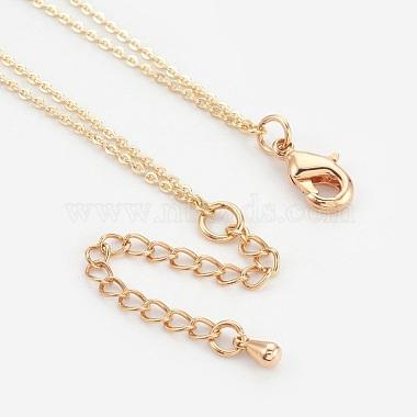 Natural Baroque Pearl Keshi Pearl Tiered Necklaces(NJEW-JN02255-01)-3