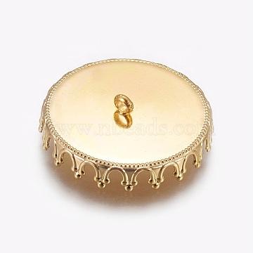Golden Brass Bail