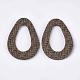 Handmade Straw Woven Pendants(WOVE-S119-13B)-2