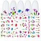 Nail Art Stickers(X-MRMJ-Q080-EB081)-1