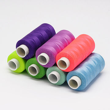 0.2mm Mixed Color Sewing Thread & Cord