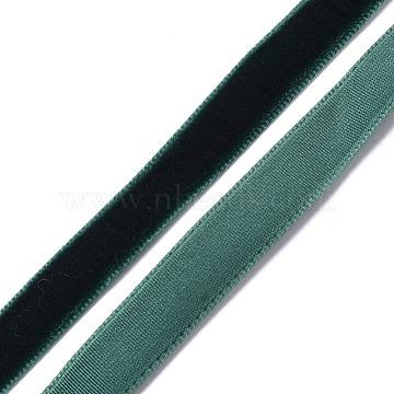 DarkGreen Velvet Thread & Cord