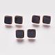 Synthetic Goldstone Stud Earrings(EJEW-F139-A06)-1