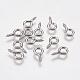 304 Stainless Steel Screw Eye Pin Peg Bails(STAS-I097-077C)-1