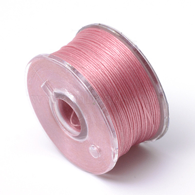 0.1mm PaleVioletRed Polyacrylonitrile Fiber Thread & Cord
