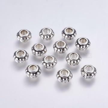 14mm Rondelle Acrylic Beads
