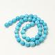 Natural Howlite Beads Strands(TURQ-G085-10mm)-2