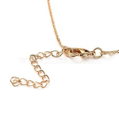 Letter Brass Initial Pendants Necklaces(NJEW-JN02584-03)-4