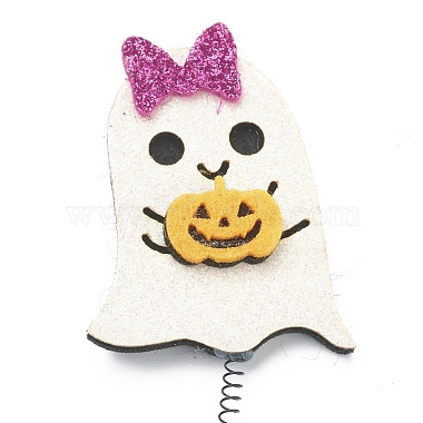 Halloween Spring Glitter Powder Felt Hair Accessories(PHAR-H066-03)-3