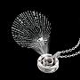 Brass Necklaces(NJEW-TA0016-05P)