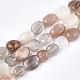 Natural Sunstone Beads Strands(X-G-T108-23)-1
