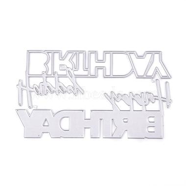 Carbon Steel Cutting Dies Stencils(DIY-K015-18)-2