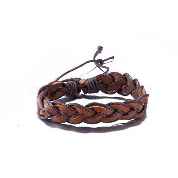 Sienna Leather Bracelets