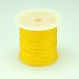 0.8mm Ivory Nylon Thread & Cord(NWIR-NS018-0.8mm-015)