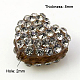 Resin Rhinestone Beads(RESI-D011-3J)-2