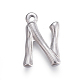 304 Stainless Steel Pendants(STAS-I117-14B-P)-1