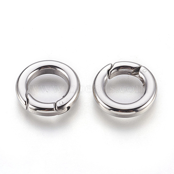Stainless Steel Color Ring Stainless Steel Clasps