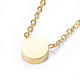304 Stainless Steel Pendant Necklaces(NJEW-O118-10)-4